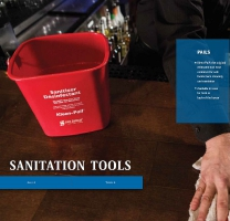 SANITATION TOOLS