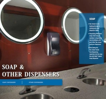 SOAP & OTHER DISPENSERS