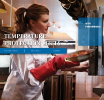 TEMPERATURE PROTECTION MITTS