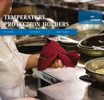 TEMPERATURE PROTECTION HOLDERS