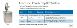 FRONTLINE COUNTERTOP BOX SYSTEM