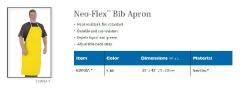 NEO-FLEX BIB APRON