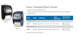 DUETT STANDARD BATH TISSUE