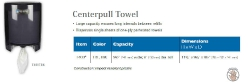 CENTERPULL TOWEL