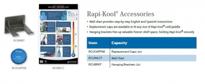 RAPI-KOOL ACCESSORIES
