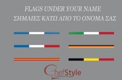 LOGOS & FLAGS