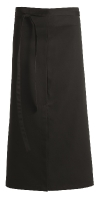 APRON WITH SLIT - 3129