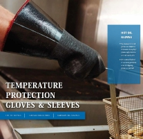 TEMPERATURE PROTECTION GLOVES & SLEEVES