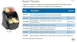 DOME STACKER