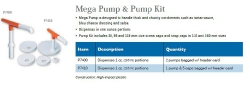 MEGA PUMP AND PUMP KIT