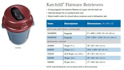 KATCHALL FLATWARE RETRIEVERS