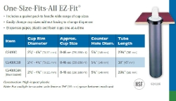 ONE-SIZE-FITS-ALL EZ-FIT