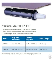 SURFACE-MOUNT EZ-FIT