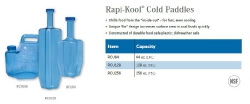 RAPI-KOOL COLD PADDLES