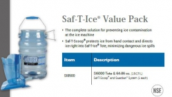 SAF-T-ICE VALUE PACK