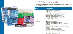 HACCP FOOD SAFETY KIT