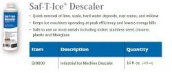 SAF-T-ICE DESCALER