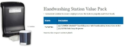 HANDWASHING STATION VALUE PACK