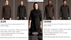 ALBA - VOGUE - CATANE